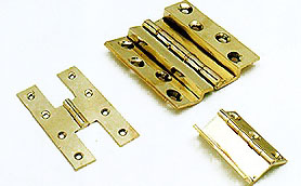 Brass Bearing Hinges